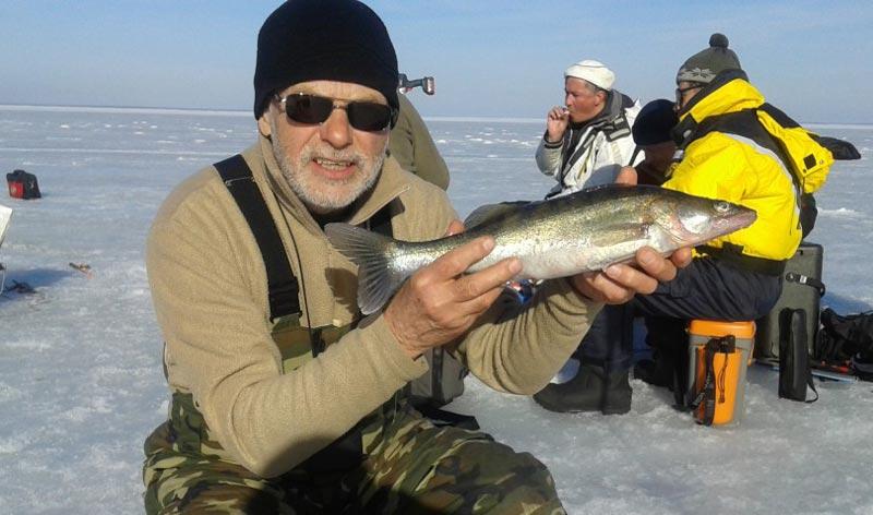 отчеты о рыбалке в этом году на горе море