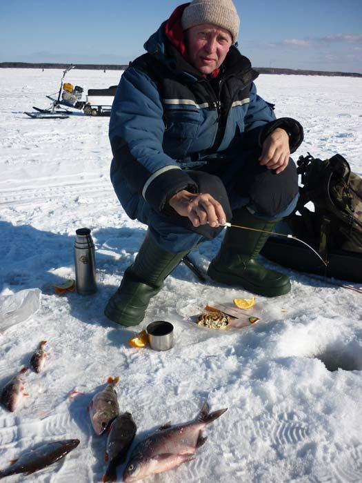 рыболовные новости с рыбинки