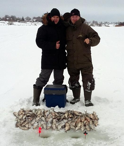 рыбалка на вазузе в этом году