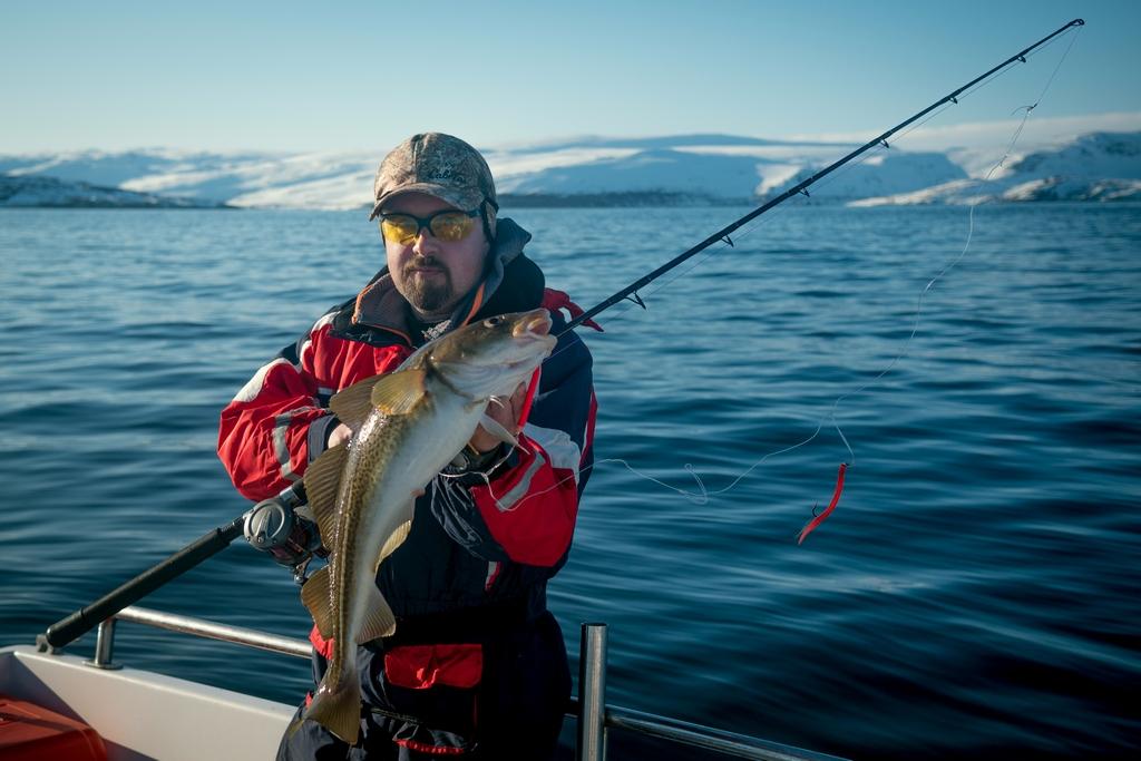 рыбалка на былинник