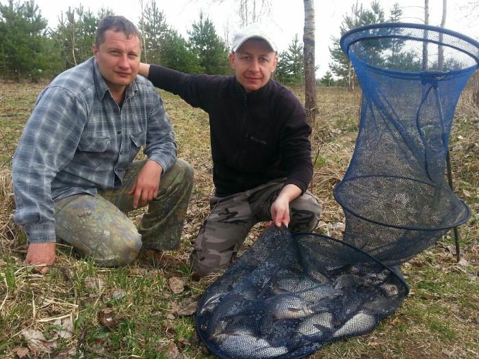 Рыбалка Под  Калязин